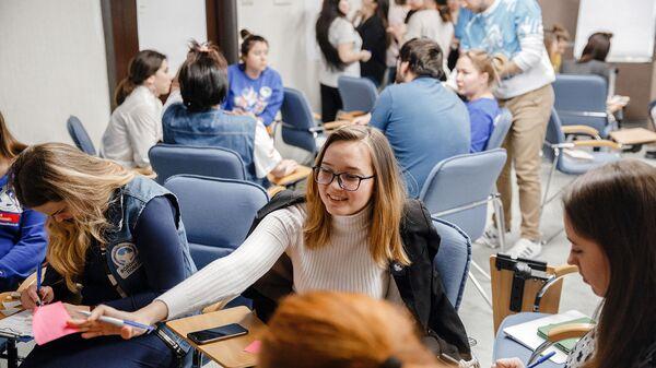 Волонтеры победы проводят всероссийский конкурс на лучшего лидера движения