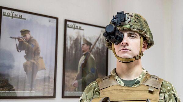 США передали 2500 приборов ночного видения Вооруженным силам Украины