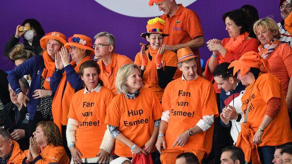 Голландские болельщики