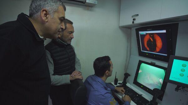 Поисково-спасательное судно Akin обнаружило немецкую подводную лодку U-23 в Черном море