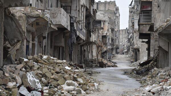 Эксперт: удары по Алеппо Израиль разрешил себе после действий США