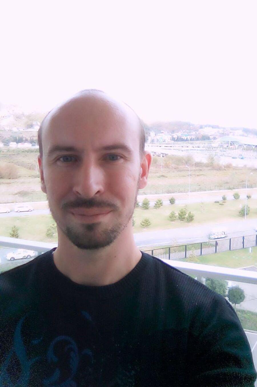 Психиатр Алексей Бобков