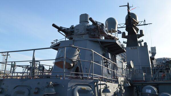 Зенитно-артиллерийский комплекс Палаш