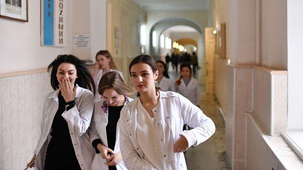 Медицинская академия имени С. И. Георгиевского в Симферополе