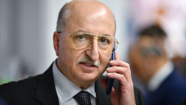 Президент ООО Орион Наследие Давид Якобашвили
