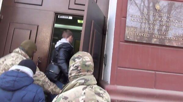 Задержание членов террористической организации Хизб ут-Тахрир аль-Ислами* в Крыму