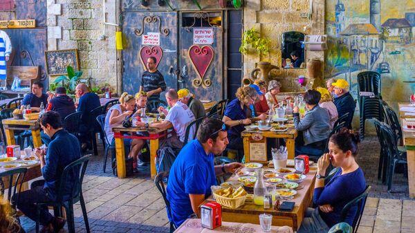 Ужин в Яффа