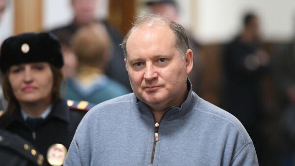 Партнер по индустрии финансового сектора компании Baring Vostok Филипп Дельпаль в Басманном суде