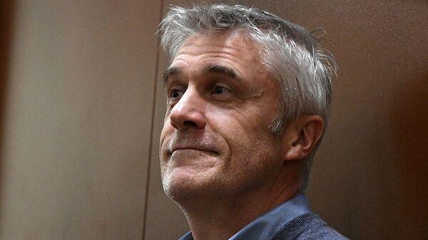 Основатель Baring Vostok Майкл Kалви в Басманном суде