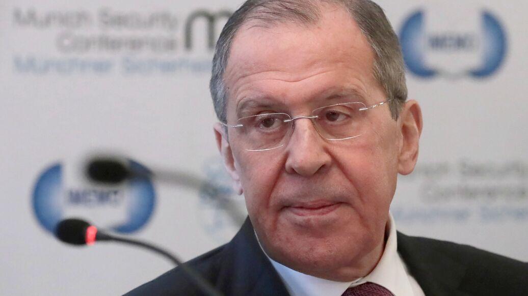 Лавров резко ответил журналистам из США на вопрос об Асаде