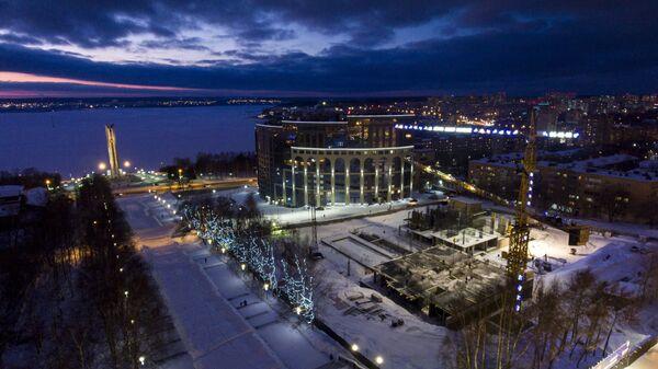 КОМОССТРОЙ® и ВТБ подписали договор о сотрудничестве в проектах в Удмуртии