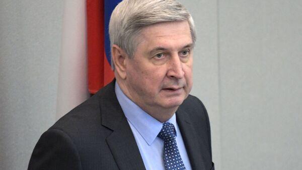 Первый заместитель председателя Государственной Думы РФ Иван Мельников