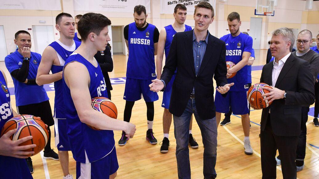 3a8a1d52 Российские баскетболисты узнали своих соперников по Кубку мира-2019 - Спорт  РИА Новости, 16.03.2019