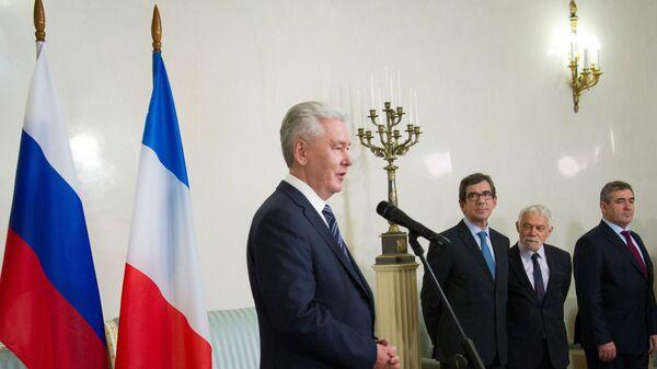 С.Собянин предоставил здание французскому лицею имени Александра Дюма