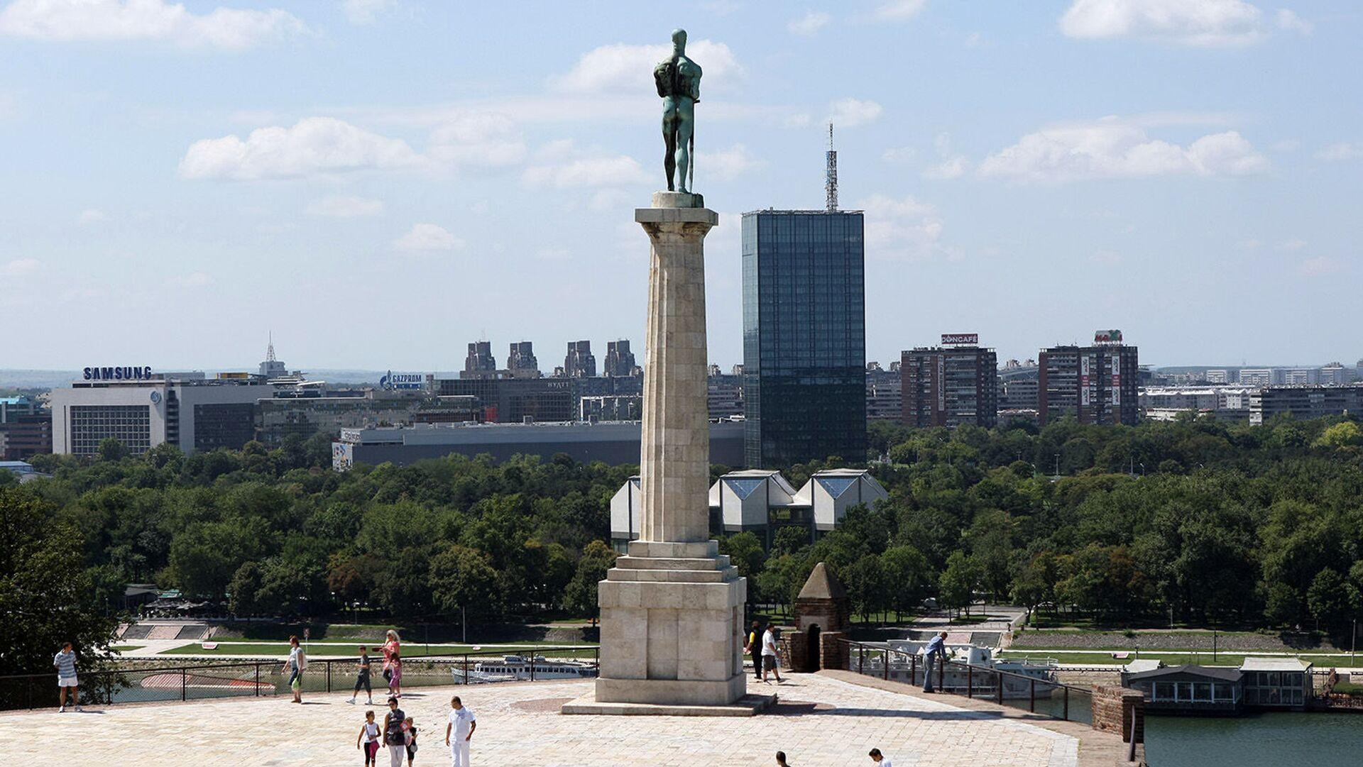 Виды города Белград - РИА Новости, 1920, 07.09.2020