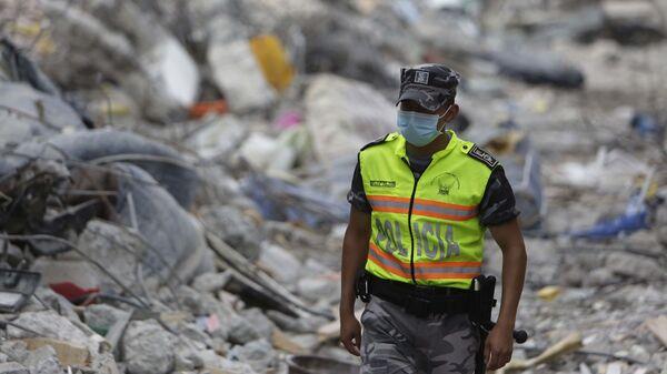 Ученый объяснил, опасны ли землетрясения, подобные произошедшим в Эквадоре