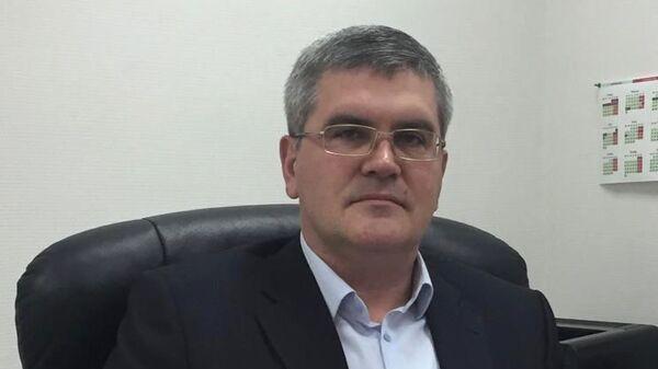 Директор национального парка Лосиный остров Игорь Сарафанов