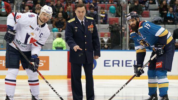 Хоккей. КХЛ. Матч Сочи - Слован