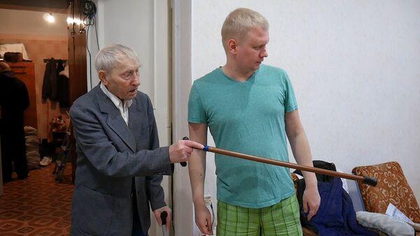 «Сердце подсказывает»: зачем строитель начал делать бесплатный ремонт ветеранам