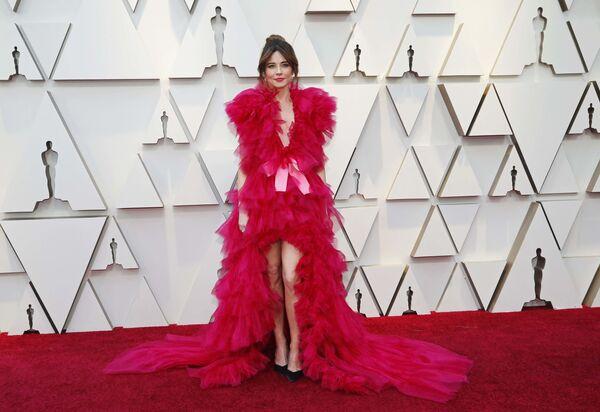 Линда Карделлини на церемонии вручения премии Оскар