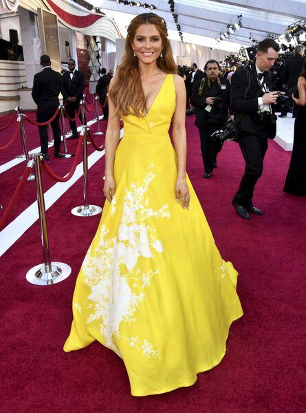 Мария Менунос на церемонии вручения премии Оскар