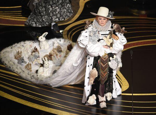Мелисса МакКарти на церемонии вручения премии Оскар