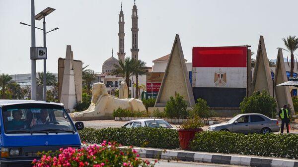 Улица в Шарм-эль-Шейхе