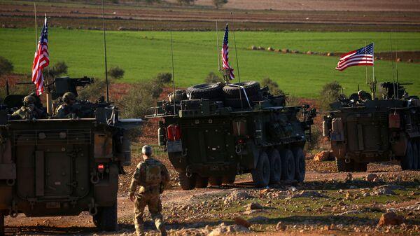 Два по двести. США остаются в Сирии для храбрости боевиков
