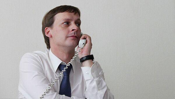 Директор департамента государственной политики и регулирования в области водных ресурсов и гидрометеорологии Минприроды России Дмитрий Кириллов