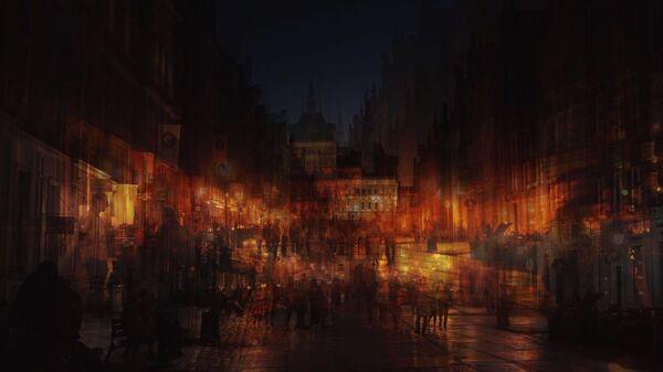 Фоторабота Сергея Щербакова