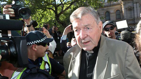 Австралийский кардинал Джордж Пелл