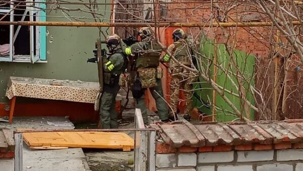 Контртеррористическая операция в Нальчике