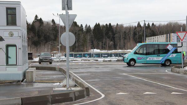 На полигоне НАМИ прошли квалификационные заезды Зимнего города