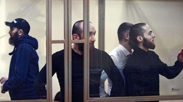 Жители Ингушетии, обвиняемые в подготовке терактов в Москве в Северо-Кавказском окружном военном суде