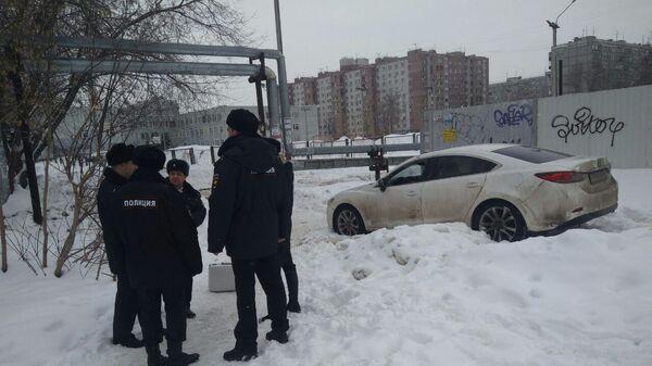 Ситуация на месте стрельбы в Нижнем Новгороде около школы №121