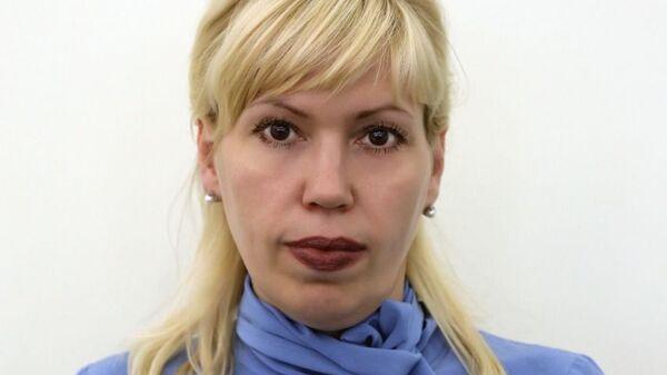 Статс-секретарь - заместитель главы Минстроя РФ Татьяна Костарева