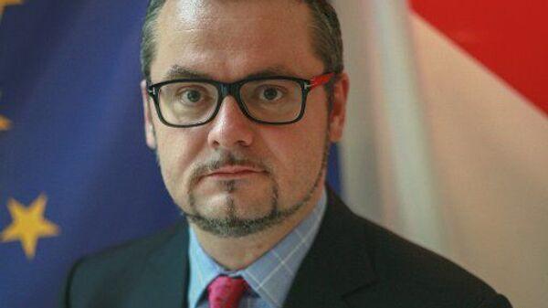 Полномочный посол Герцогства Люксембург Жан Клод Кнебелер