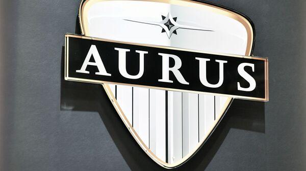 Логотип Aurus