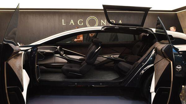 Кроссовер Lagonda All-Terrain на Международном Женевском автосалоне 2019