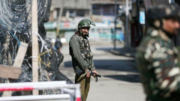 Индийские военные