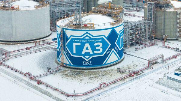Завод Ямал СПГ