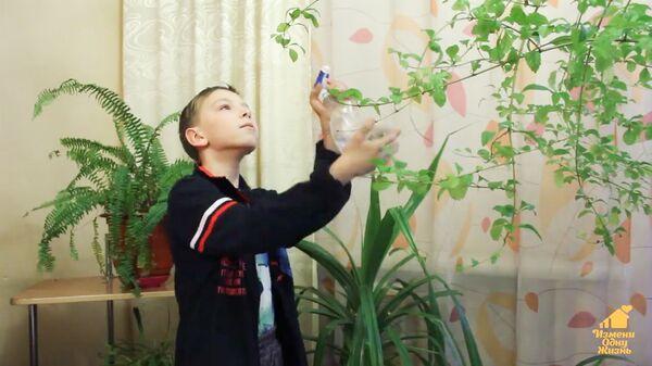 Никита Л., декабрь 2007, Красноярский край