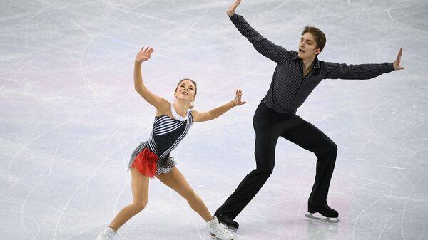 Алиса Ефимова и Алекснадр Коровин