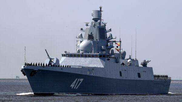 Фрегат Адмирал флота Советского Союза Горшков