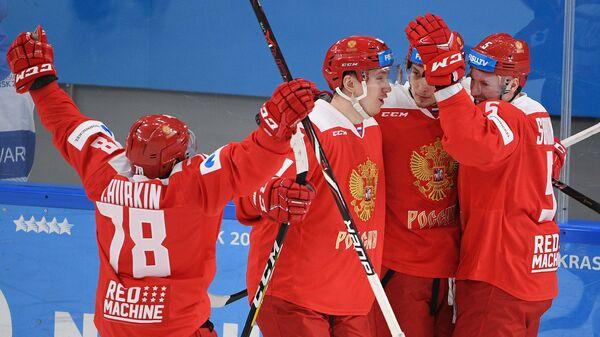 Хоккеисты сборной России победили Канаду и вышли в финал Универсиады