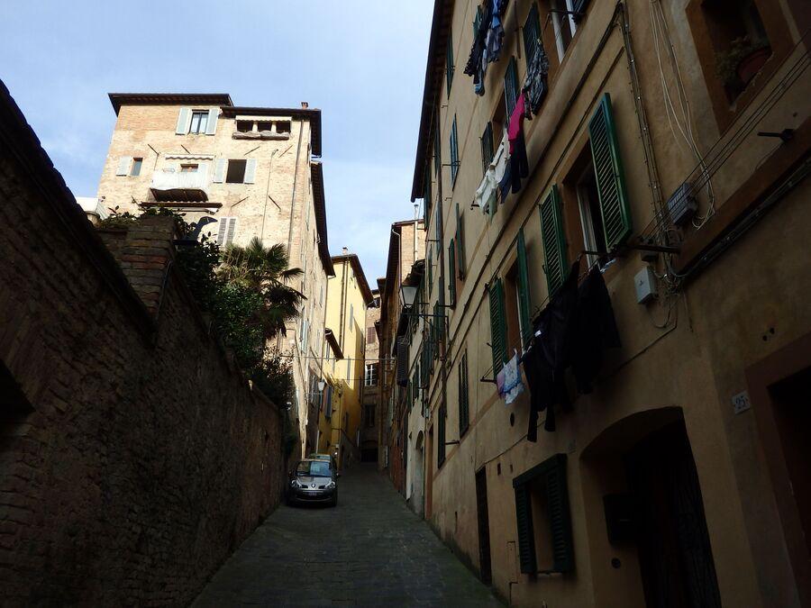 Тоскана. Сиена