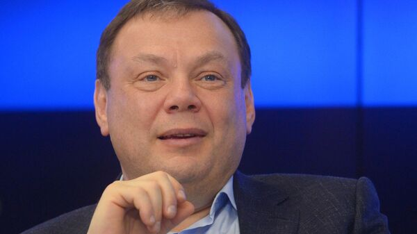 Председатель Наблюдательного совета Консорциума Альфа-Групп Михаил Фридман