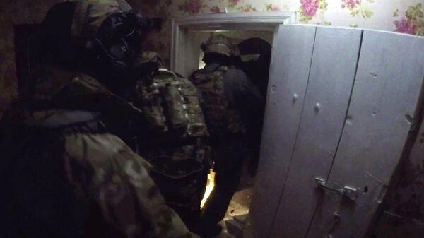 Спецоперация в селе Екатериновка Безенчукского района Самарской области. 13 марта 2019
