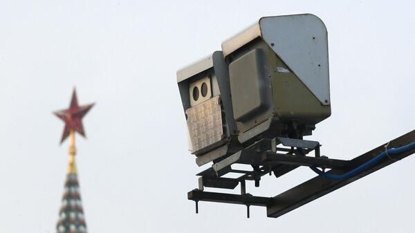 Камера фиксации нарушений правил дорожного движения