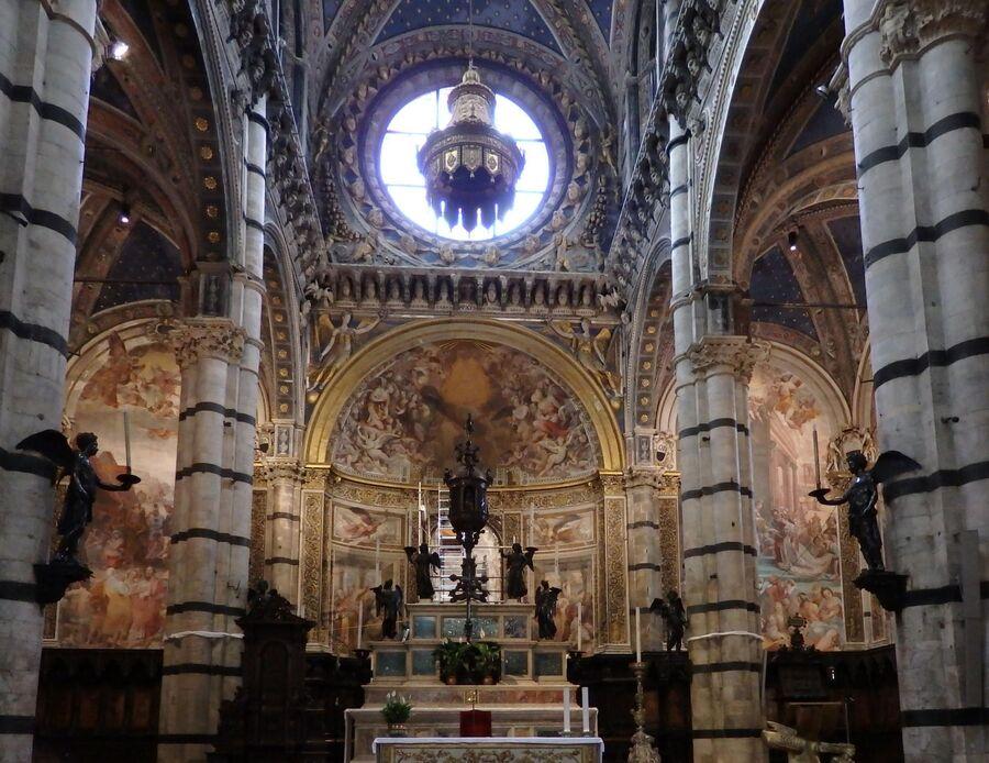 Тоскана. Сиена. Сиенский собор